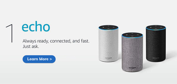Amazon Alexa Echo 2nd Generation