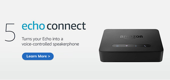 Amazon Alexa Echo Connect