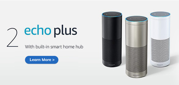 Amazon Alexa Echo Plus