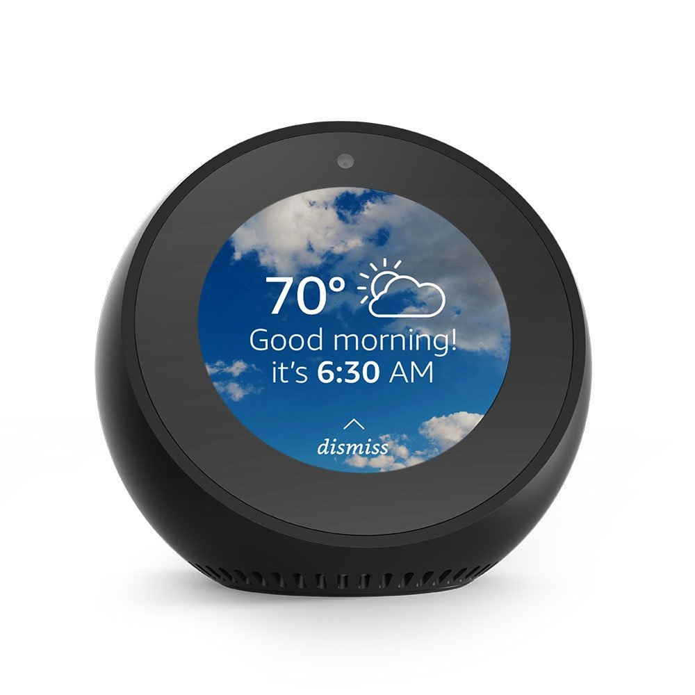 Amazon Alexa Echo Spot