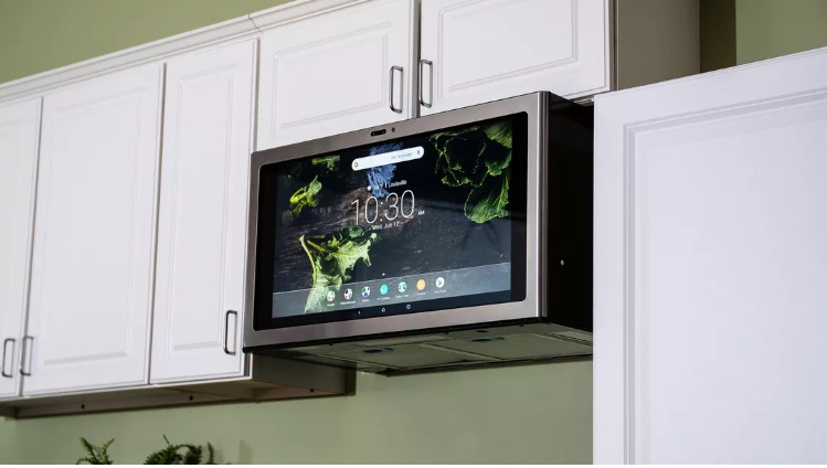Smart Displays Smarter Home