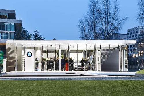 BMW Using Smart Lighting