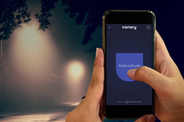 Canary Smart Devices Noonlight Emergency Response App