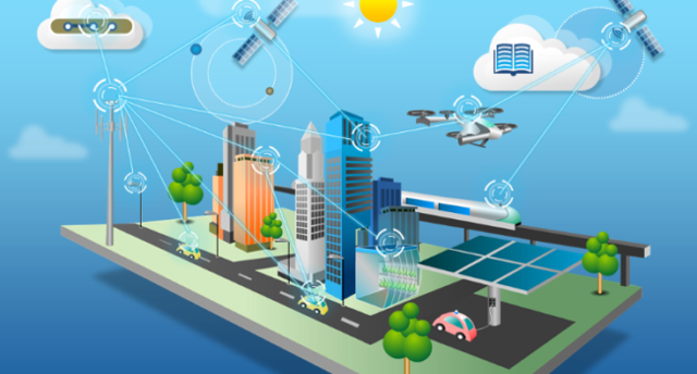 Smart Cities Of The Future