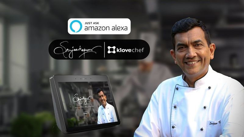 Connected Cooking Meal Preparation Alexa Or Google Assistant