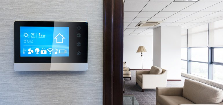 Connected Homes Smart Health-Tech