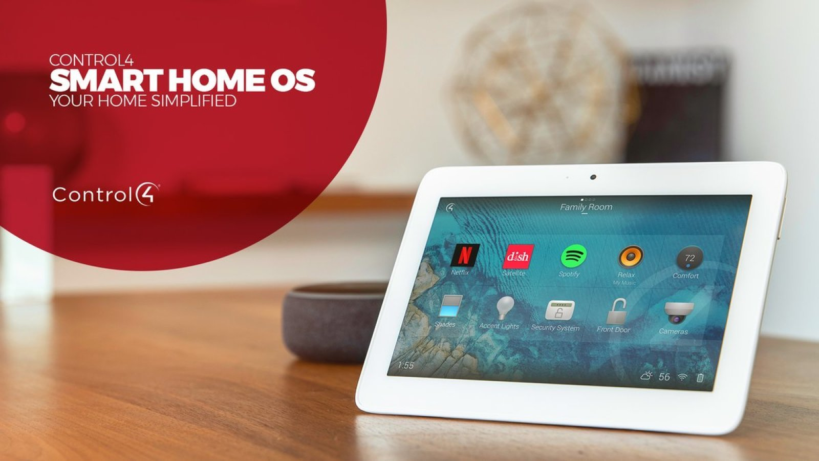 Control4 Smart Home Operating System