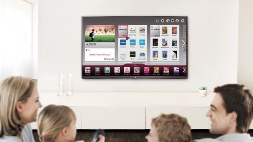 LG Smart Home Ecosystem