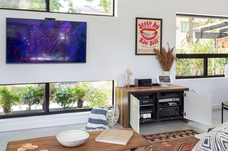 Entertainment Smart Home Of The Future