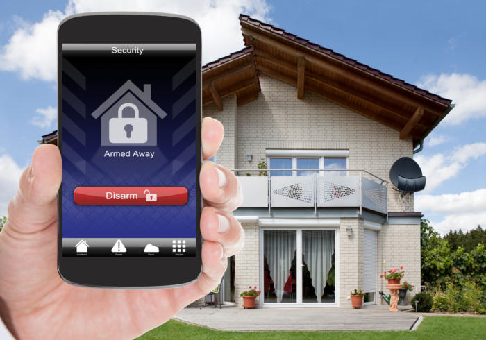 Convenience Security Smart Home Solutions