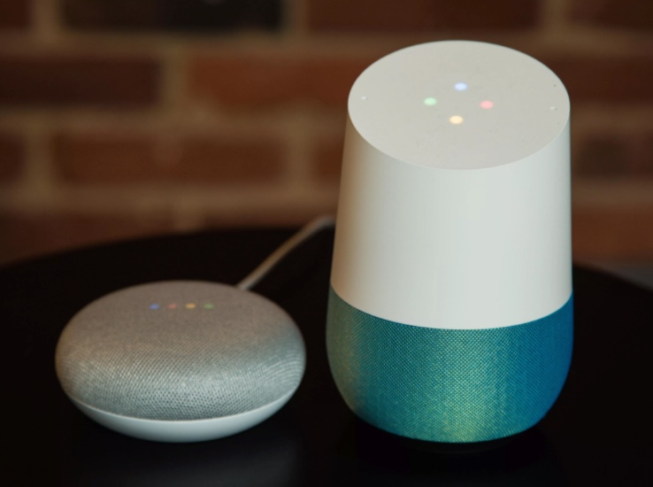 Google Home Seniors COVID-19 Lockdown