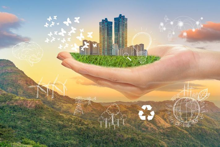 Green IT Sustainability Smart Cities