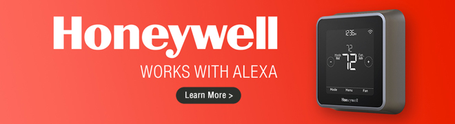Honeywell Products That Works With Alexa