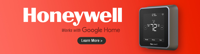 Honeywell Products That Works With Google Home