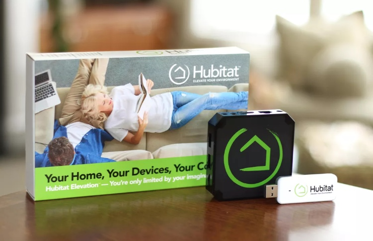 Hubitat App Smart Home