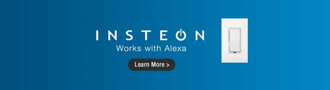 Insteon Products That Works With Alexa