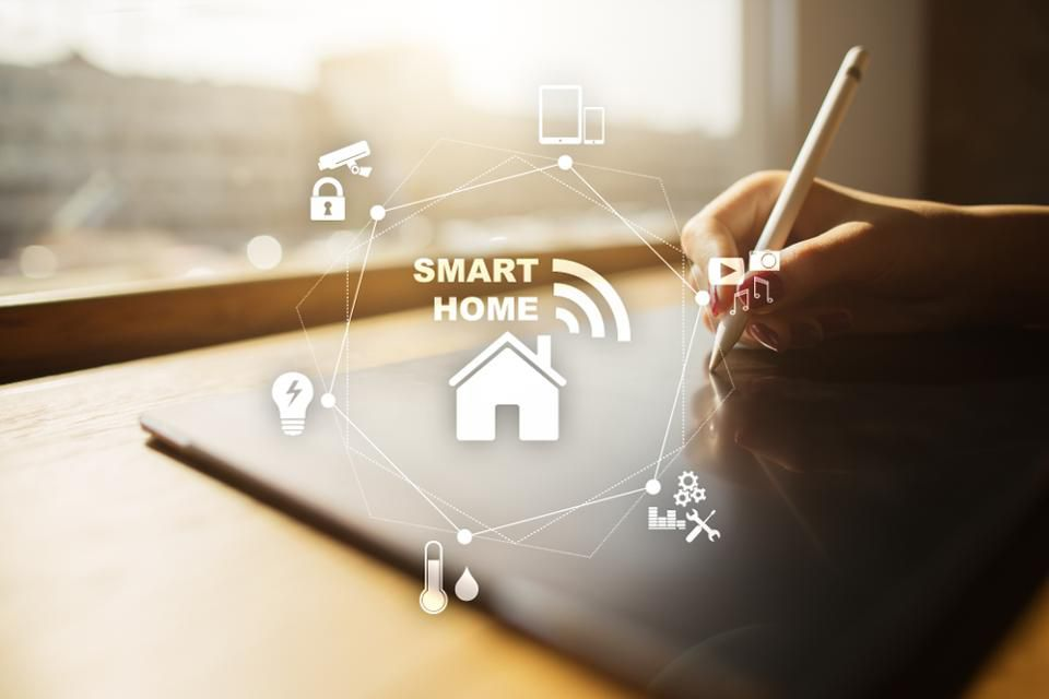 Smart Homes IoT Networks