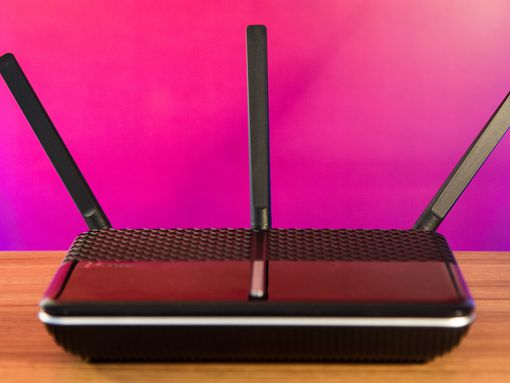 Router Smart Home