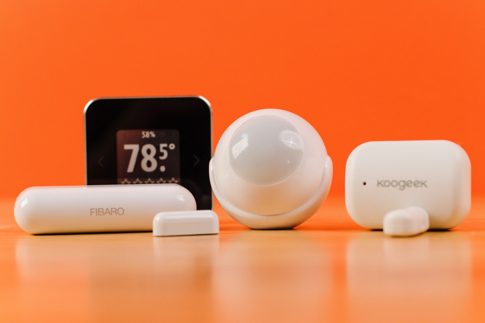 Home Safe Smart Devices