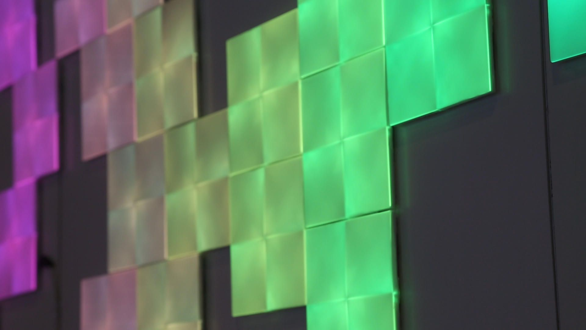 Nanoleaf Touch Sensitive Light Panels