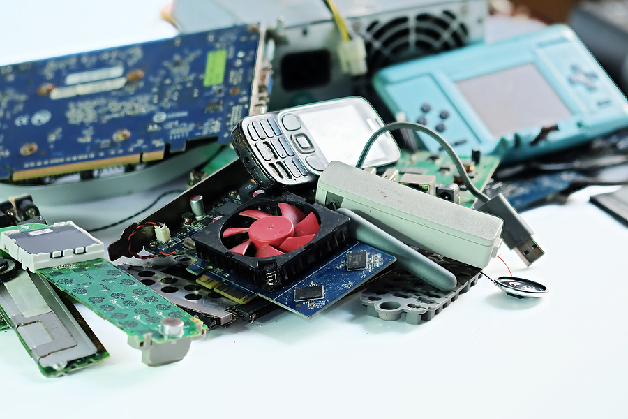 Startup Aims To Stop E-Waste