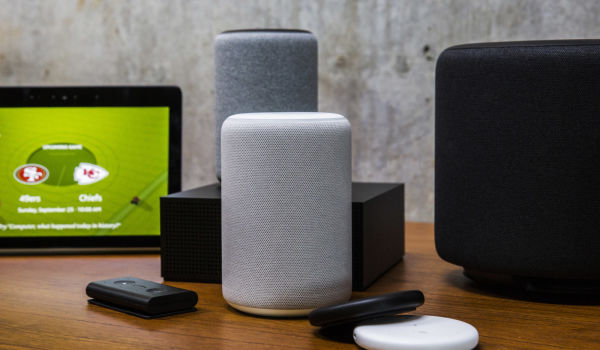 Connected Gadgets Alexa Voice Commands