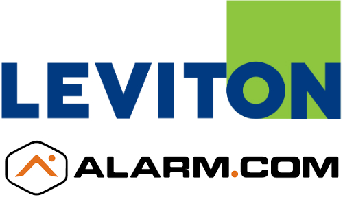 Leviton and Alarm.com Smart Devices Smart Home Security