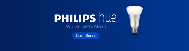 Philips Hue Products That Works With Alexa