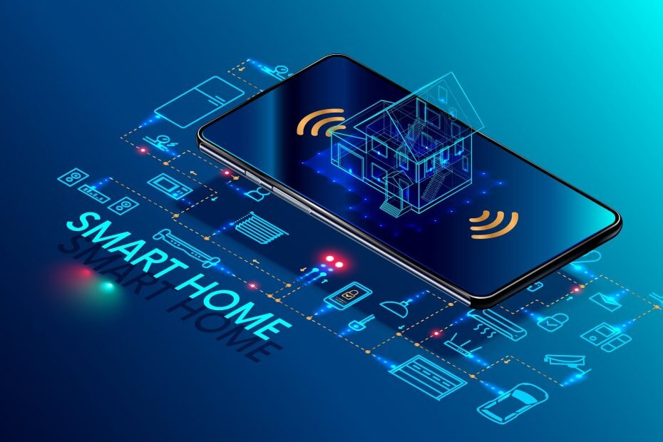 Samsung And Microsoft Smart Home Partnership