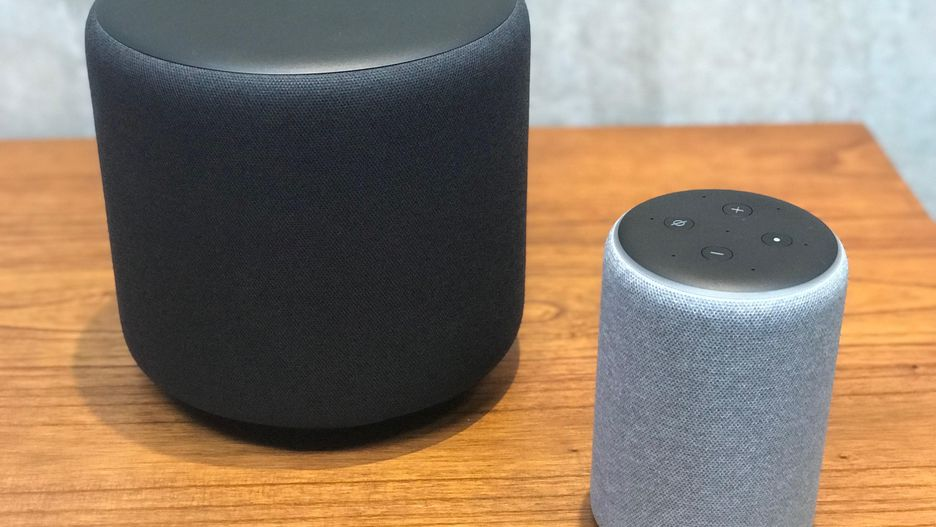 Amazon Smart Home Speaker