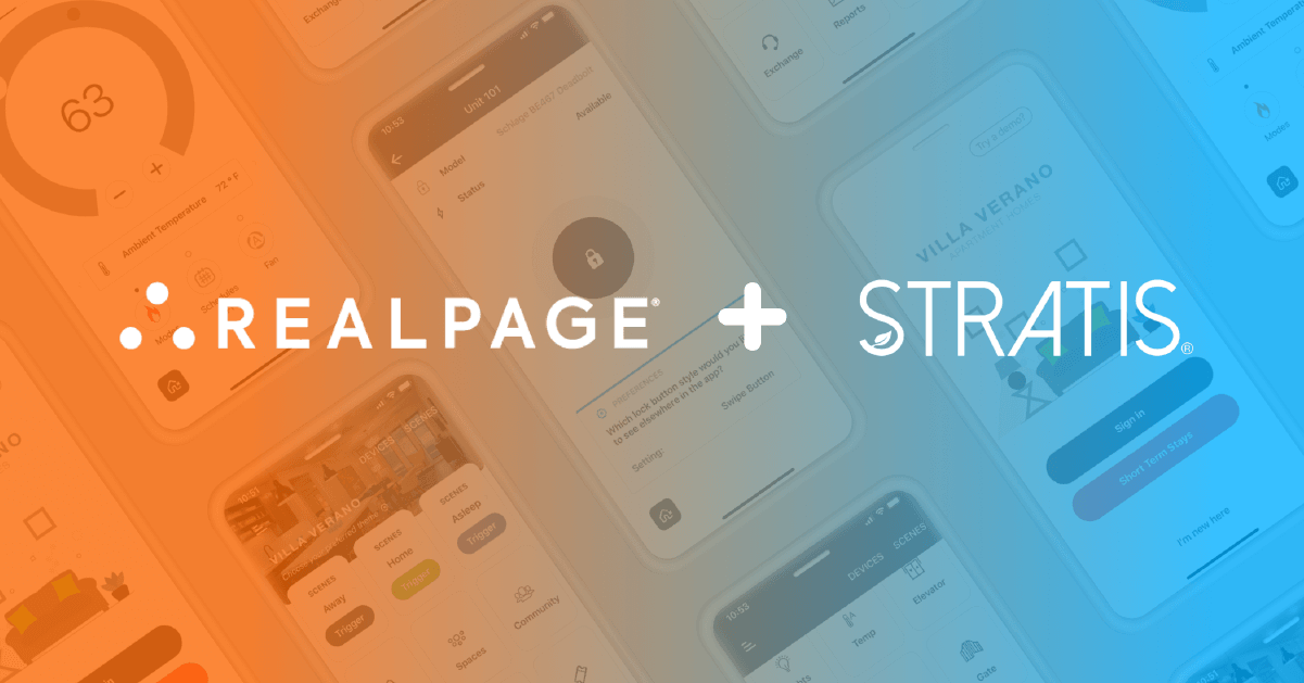 Smart Apartment RealPage Acquires Stratis IoT