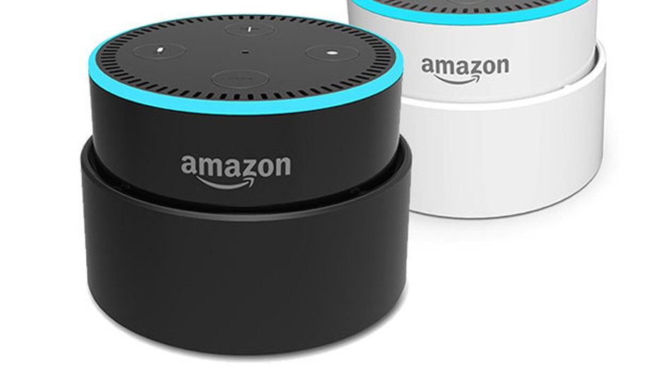 Smart Battery Case Echo Dot