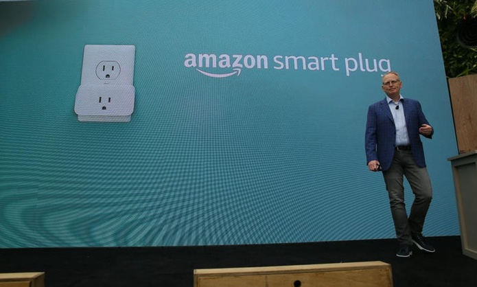 Smart Home Battle Amazon Google
