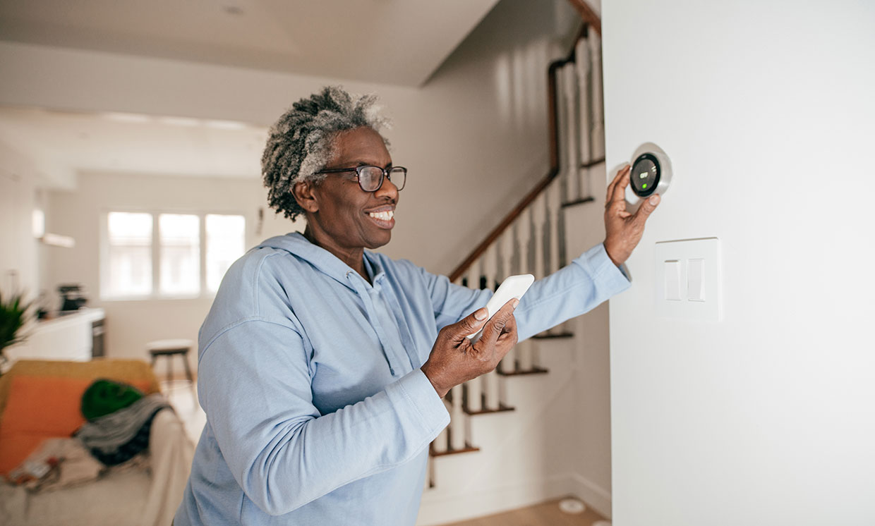 Smart Home Devices Detect Early Dementia