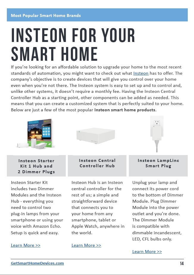 Guide Smart Home Automation