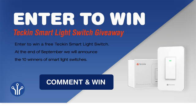 Teckin Smart Light Switch Contest