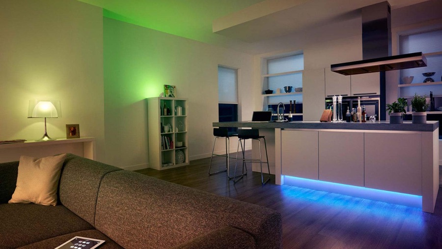 Smart Home Lighting