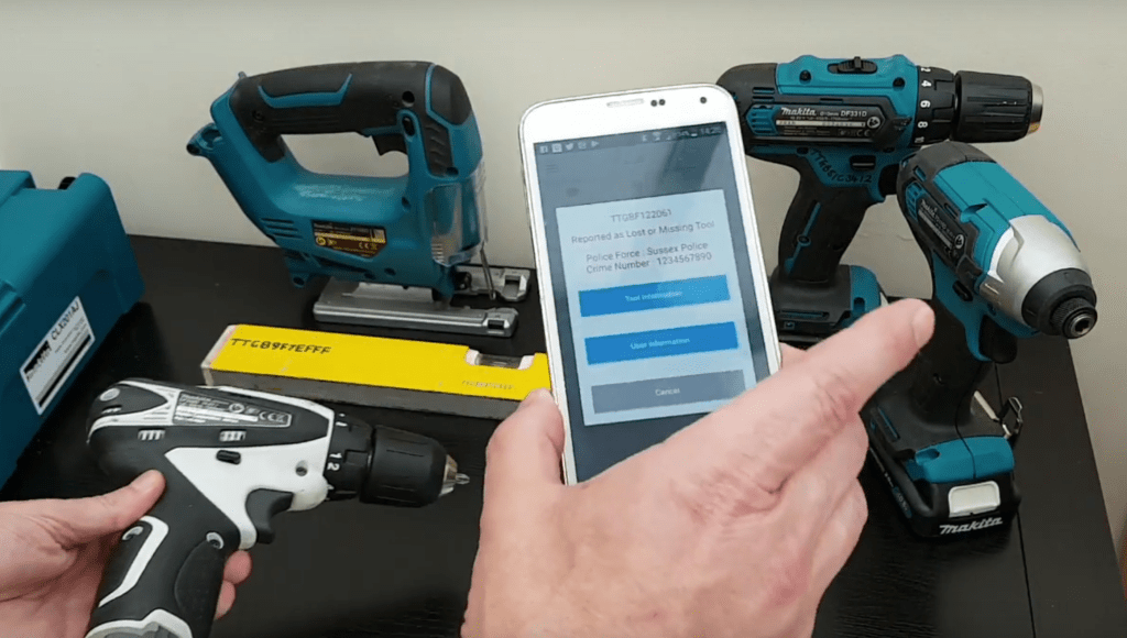 Smart Devices Track Your Tools Household Items