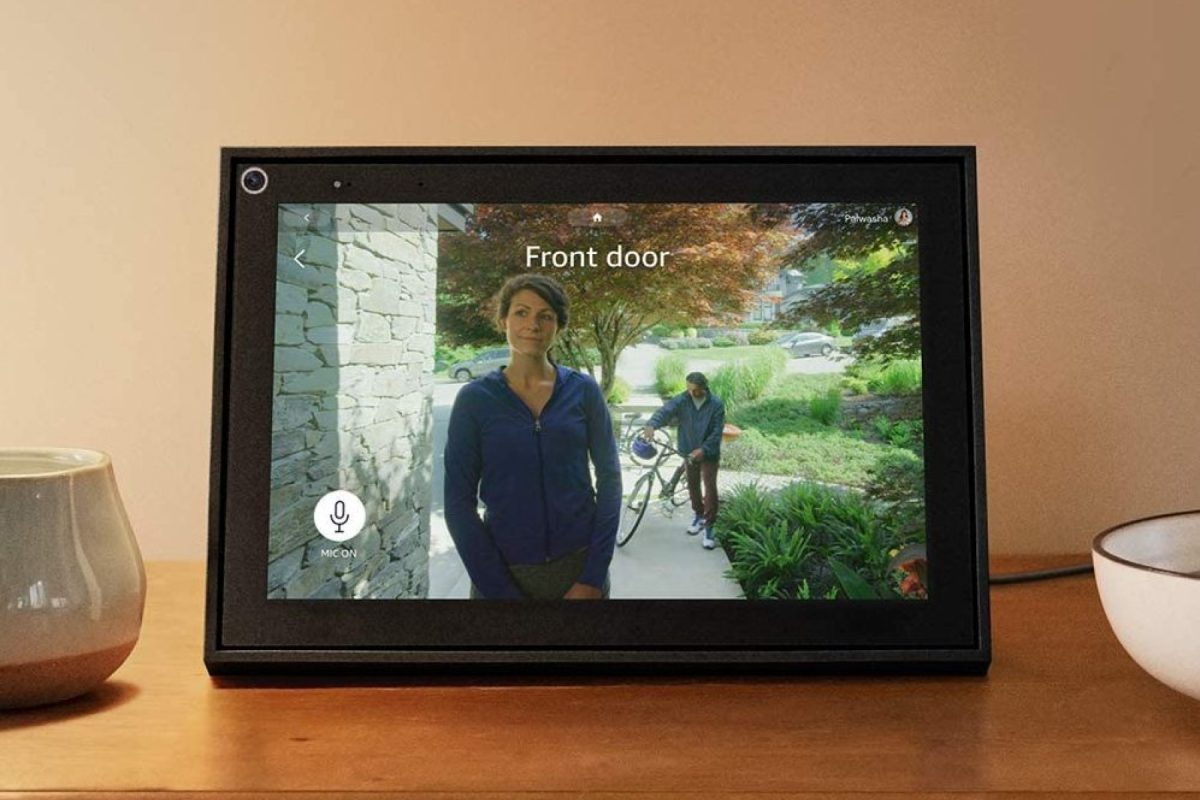 Smart Displays Help Stay Connected