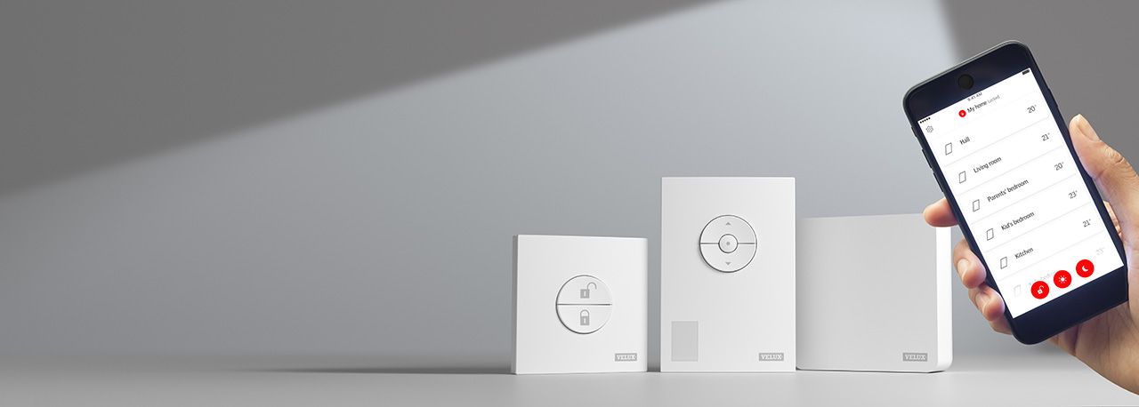 Velux Netatmo Smart Home