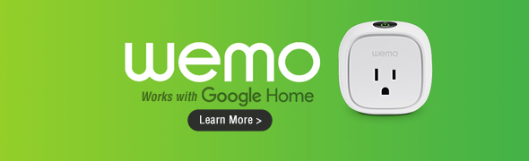 Wemo Products That Works With Google Home