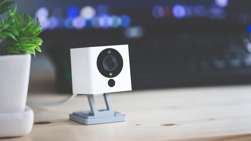 Privacy Smart Cameras Protect Smart Home