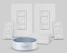 Lutron Caseta Wireless Light Control