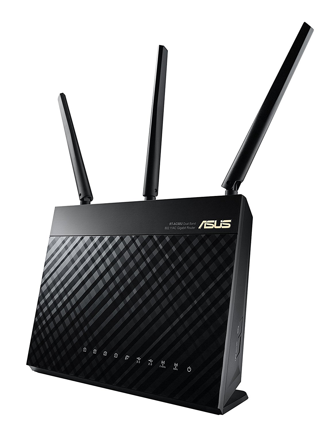 ASUS AC1900 WiFi Dual-band 3x3 Gigabit Wireless Router