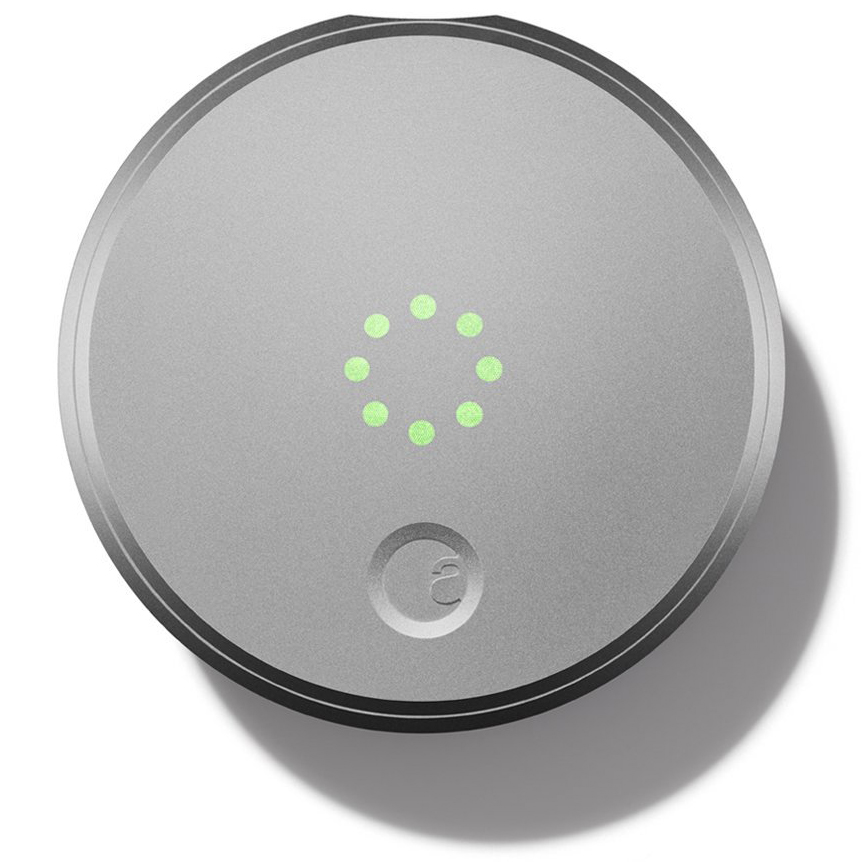 August Smart Lock Keyless Home Entry with Your Smartphone