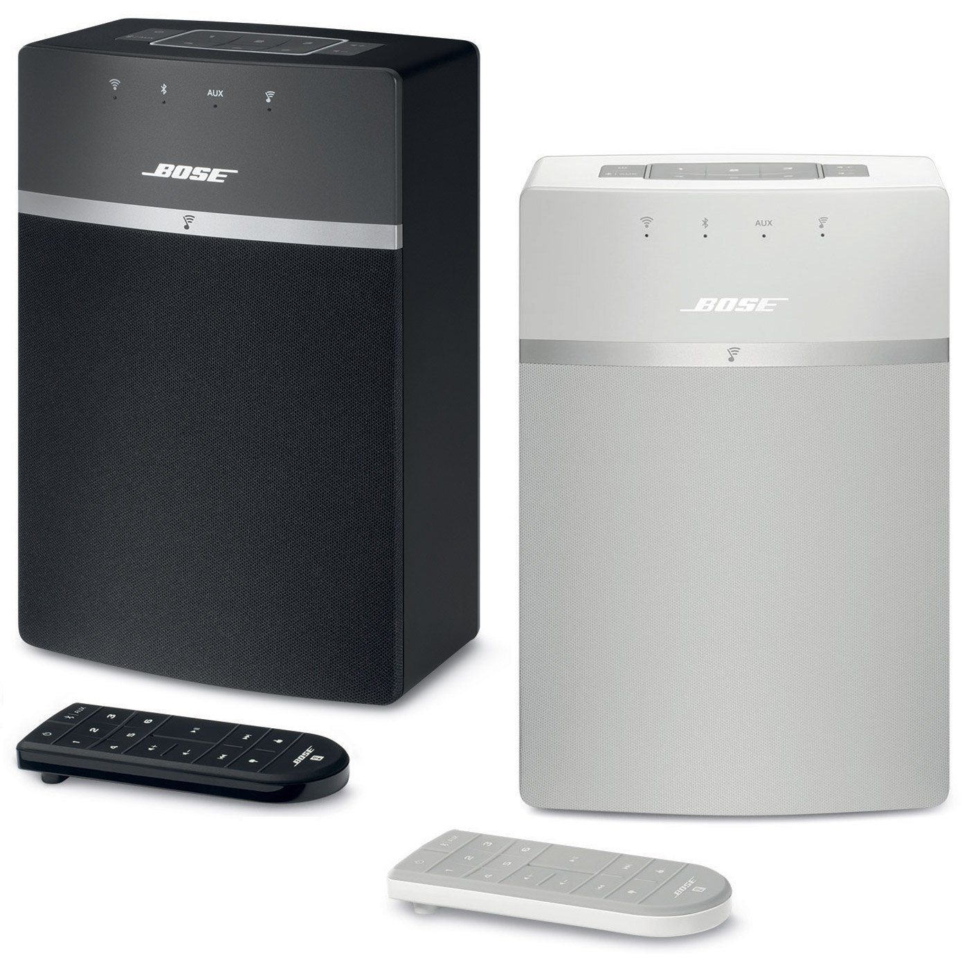 Bose SoundTouch 10 Wireless Music System Bundle 2-Pack