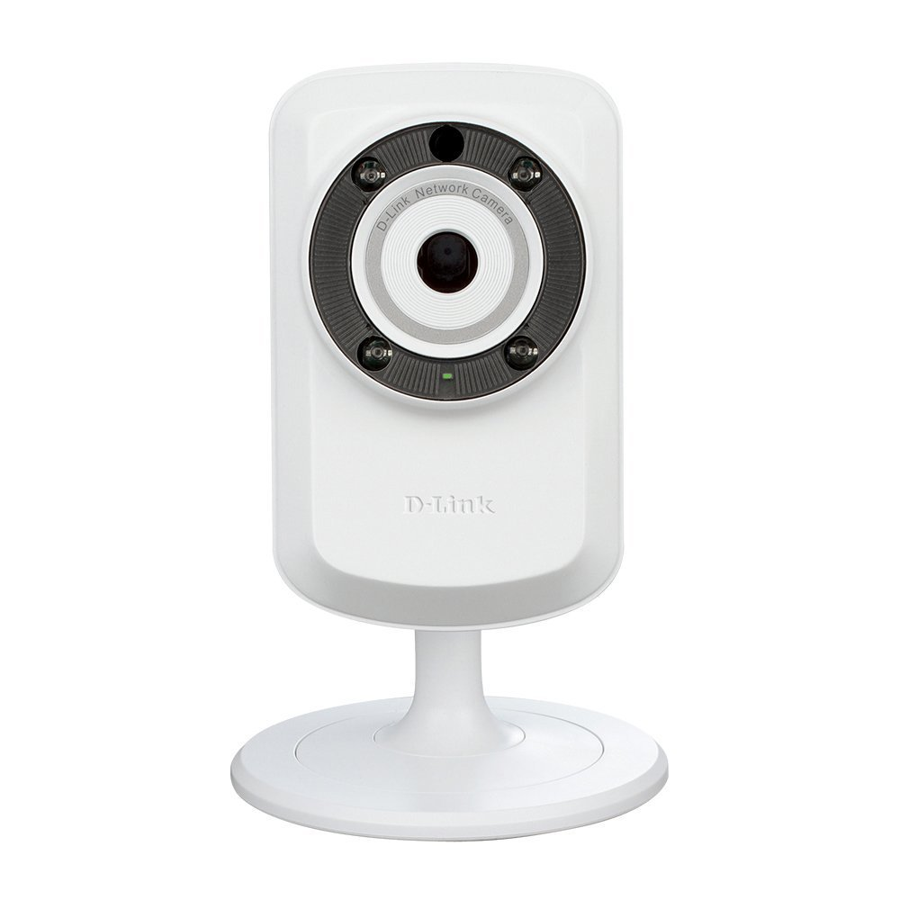 D-Link Day & Night Wi-Fi Camera with Remote Viewing