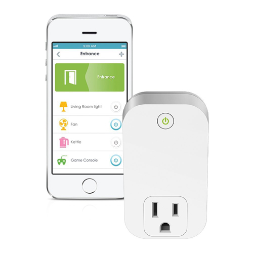 D-Link Smart Plug Wi-Fi On Off Works with Amazon Alexa