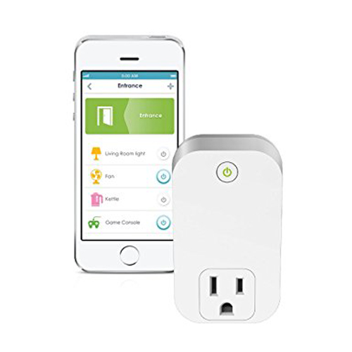 D-Link Smart Plug Wi-Fi Works with Amazon Alexa