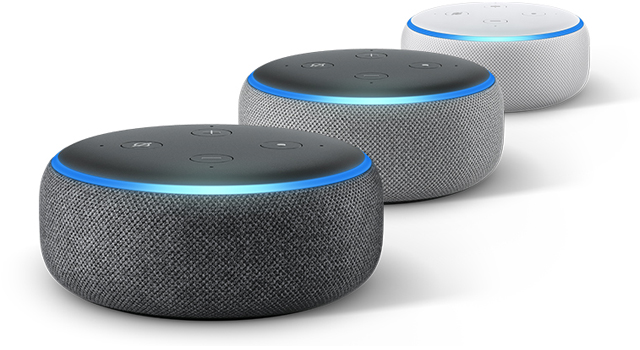 3rd Gen Amazon Echo Dot